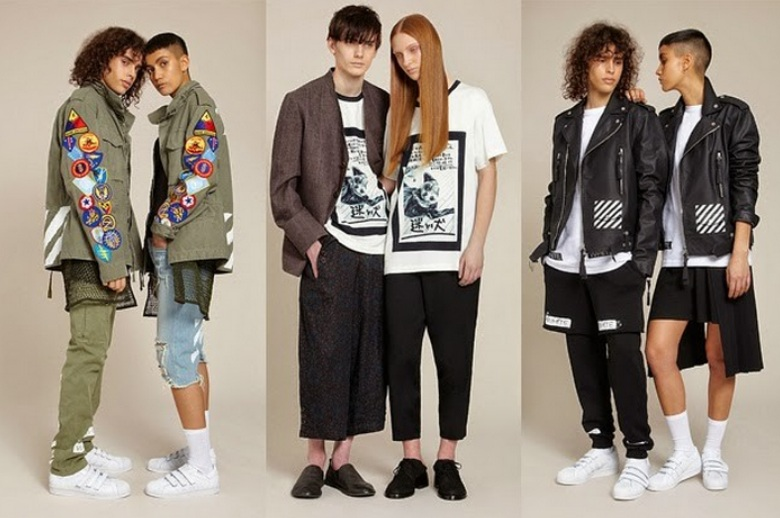 The Rise of Unisex Clothing