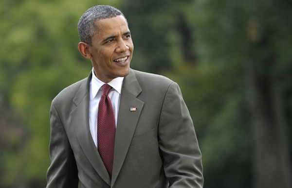 Barack Obama as a Fashion Icon