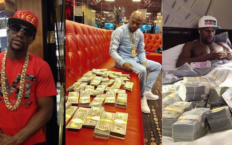 Lavish Lifestyle of Floyd Mayweather